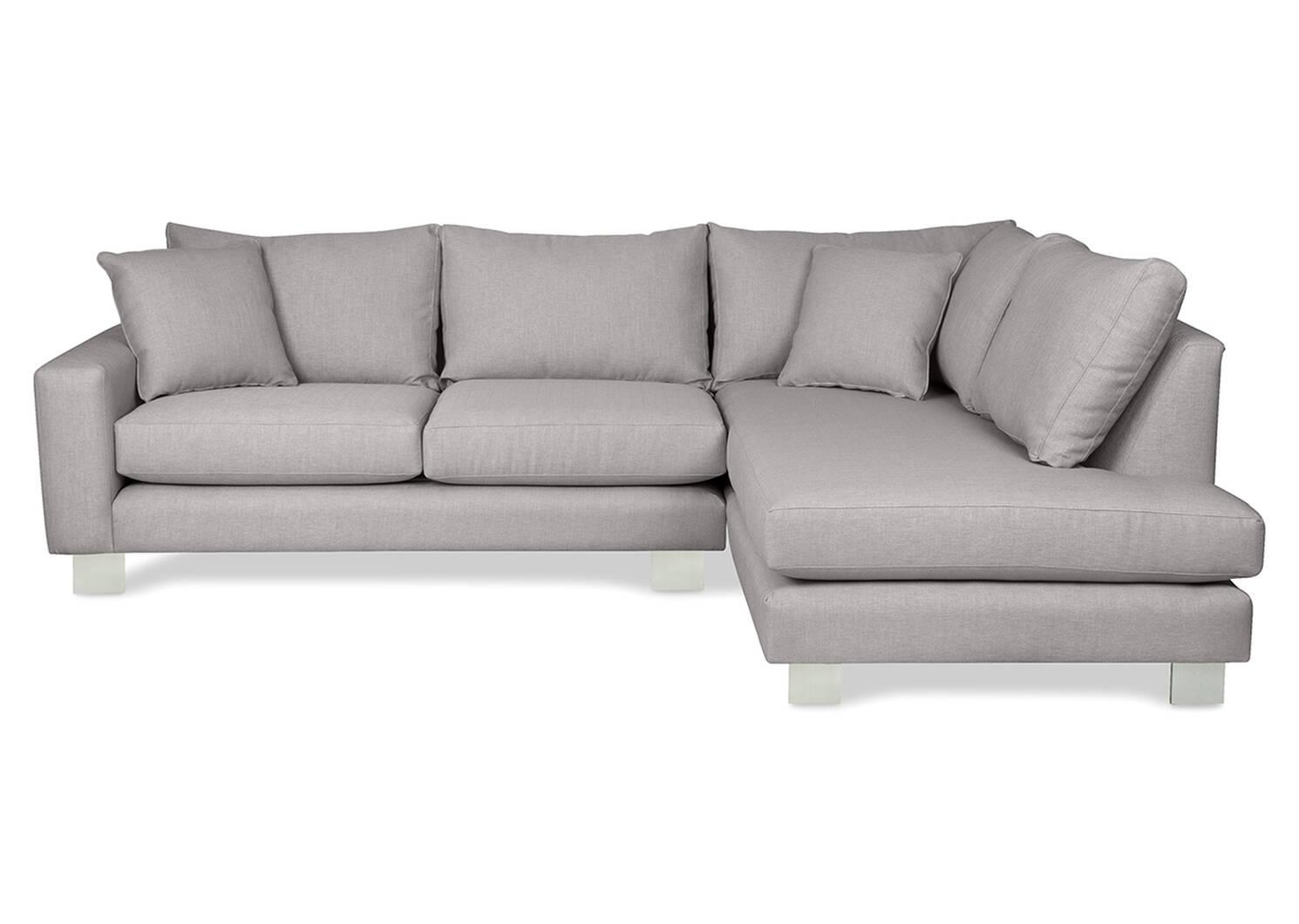 Canapé modulaire Tribeca personnalisé avec dossier retour