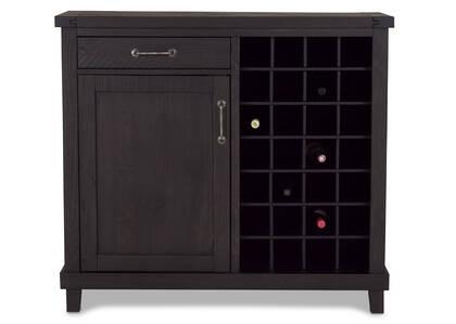 Cabinet à vin Ironside -Khal café