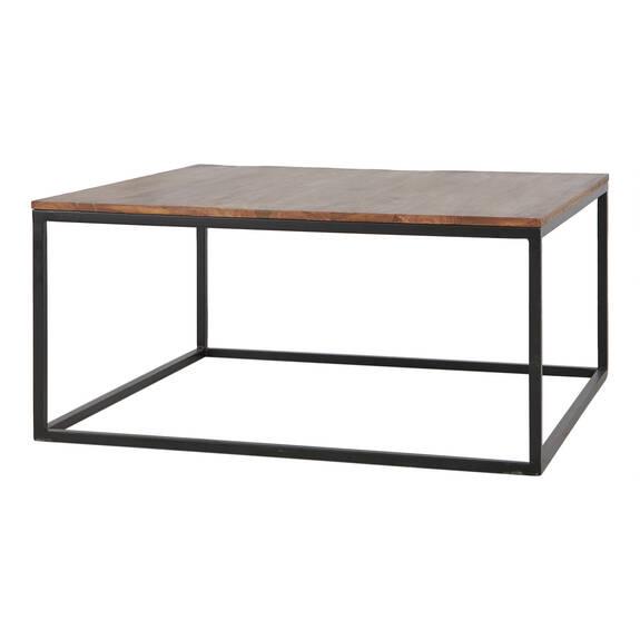 Table basse carrée Crosby -sheesham