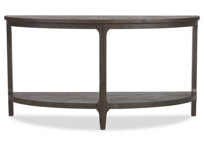 Table console Walker -caroube