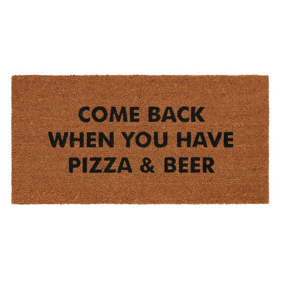 Paillasson Pizza and Beer