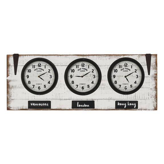 Horloge Zones