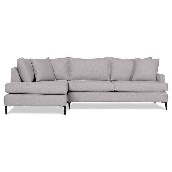 Canapé d'angle Ramos personnalisé