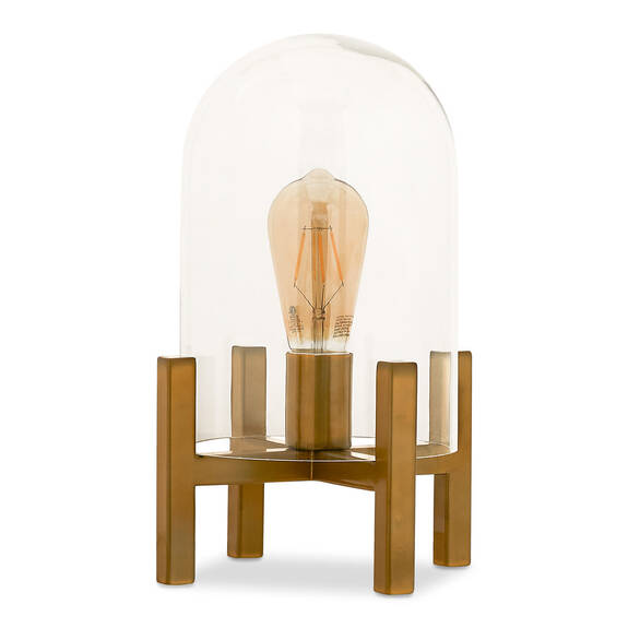 Lampe de table Edwin laiton
