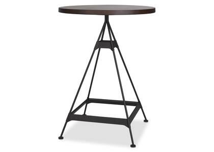 Table comptoir Gleason -noire
