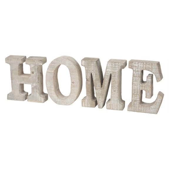 Tablette décorative Home naturelle