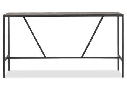 Table console Leland -Parquet baie