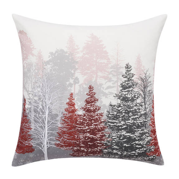 Coussin forêt Atswater 20x20 amaryllis