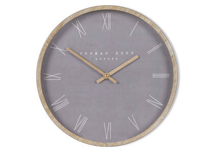Horloge Calder grise
