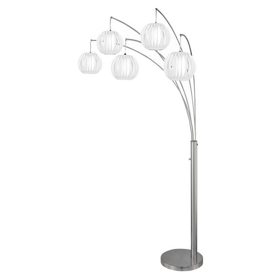 Lampe sur pied 5 lanternes