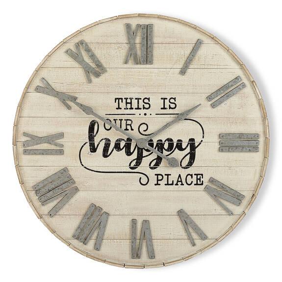 Horloge Happy Place