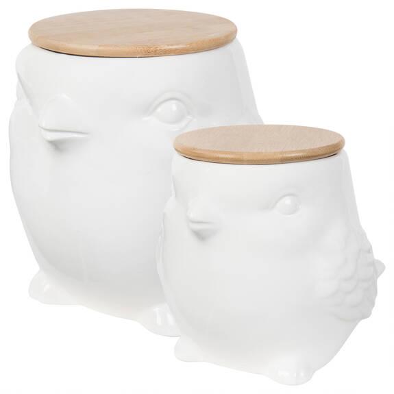Bocaux Henni -Blancs