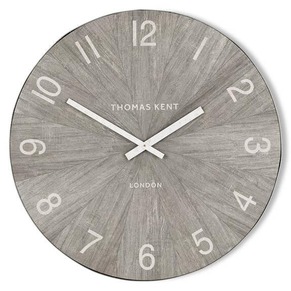 Horloge moyenne Mendel grise