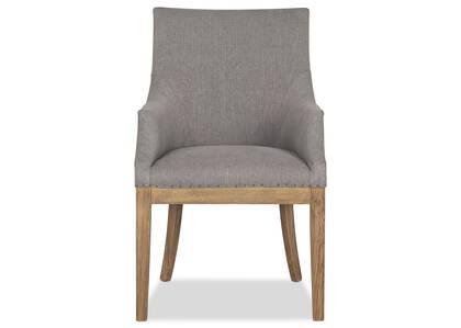 Chaise d'hôte Decatur -Nantucket gris