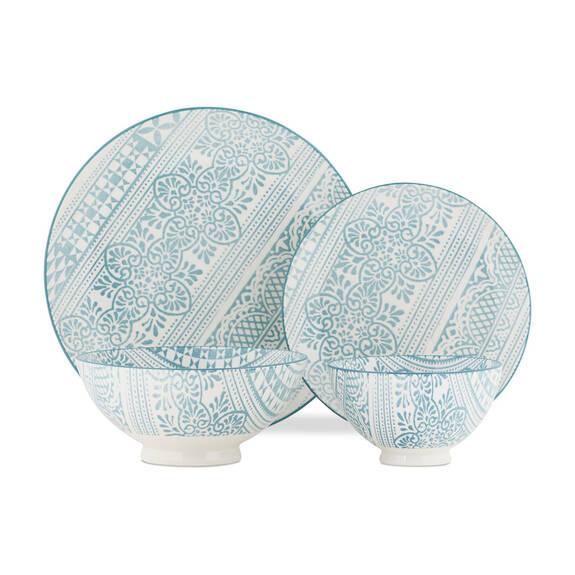 Service de vaisselle Henna 16 pièces