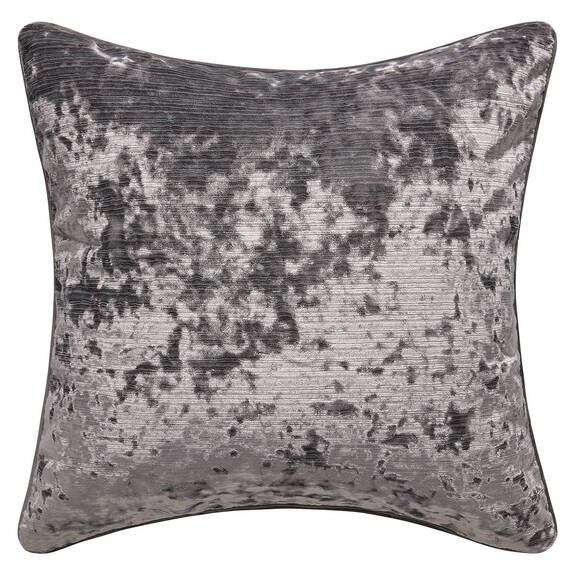 Coussin Luscious 20x20 gris