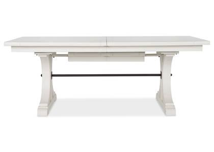 Table rallonge Bridgetown -Claire perle