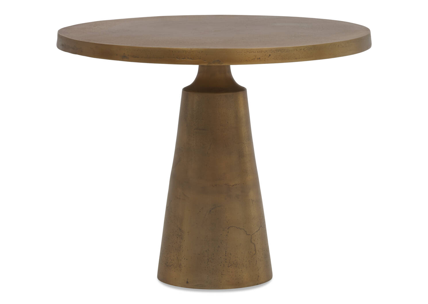 Table d'appoint Gershwin 24 po -laiton