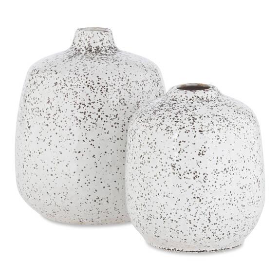Vases Gwyn -blancs