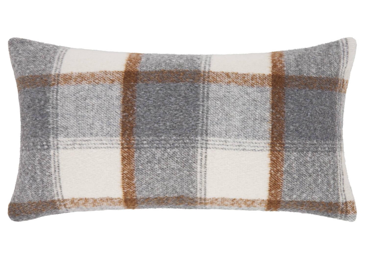 Cormac Toss 12x22 Grey/Ivory/Rust