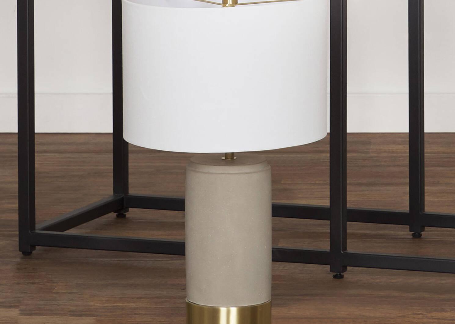 Lampe de table Taron