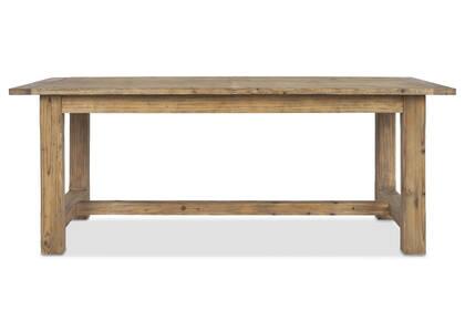 Table à rallonge Steveston -Anew chamois