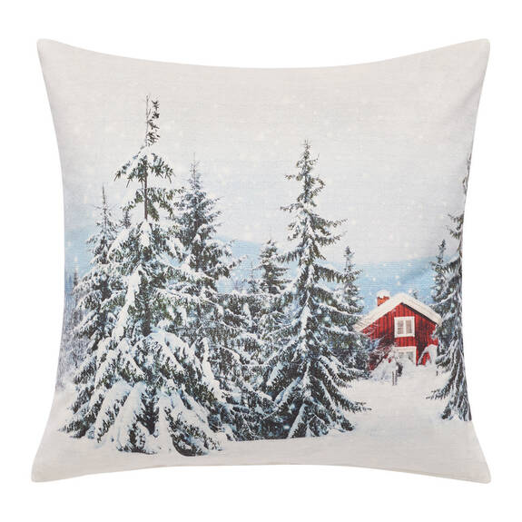 Coussin chalet Nordic 20x20
