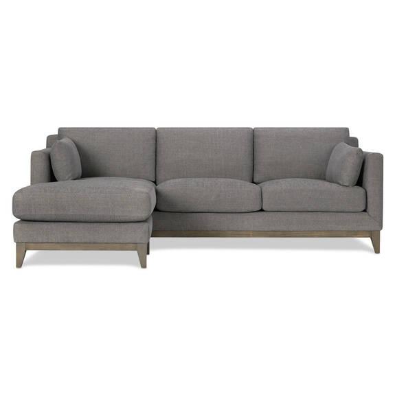 Canapé d'angle Ryerson -Aros granite