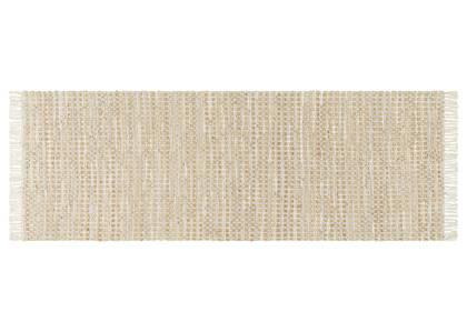 Tapis de couloir Lowrie 30x84 beige