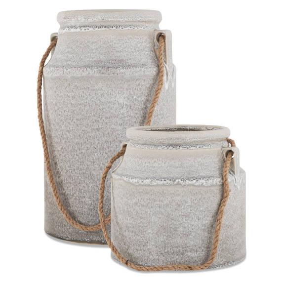 Vases Carina - Cailloux
