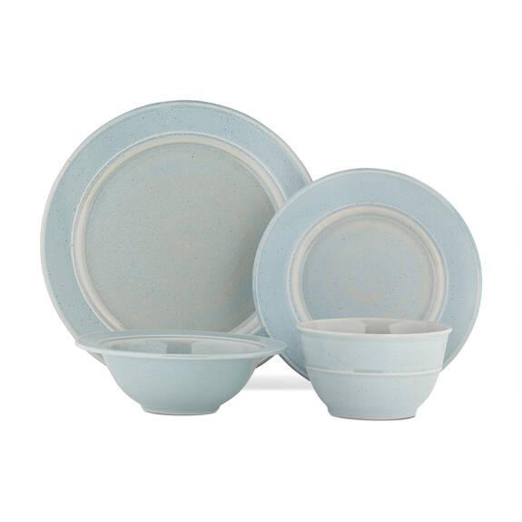 Service de vaisselle Nell 16 pièces