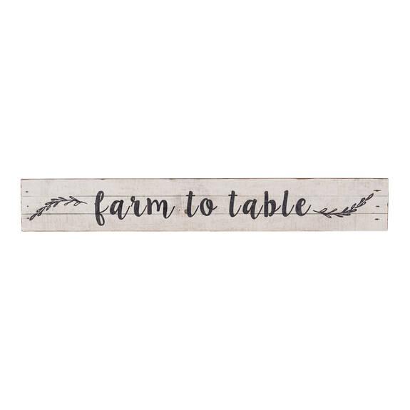 Déco murale Farm to Table