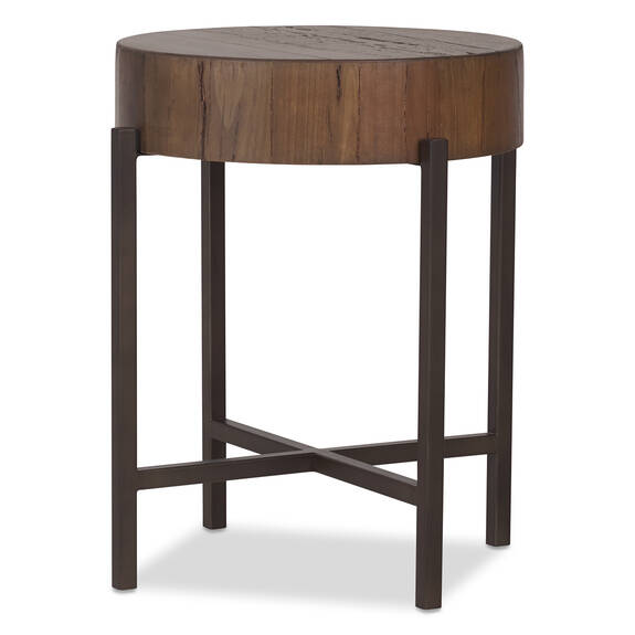 Table d'appoint Atwell -Lowry muscade
