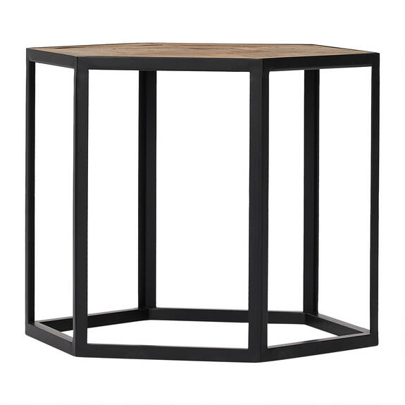 Table d'appoint Hexagon -pin