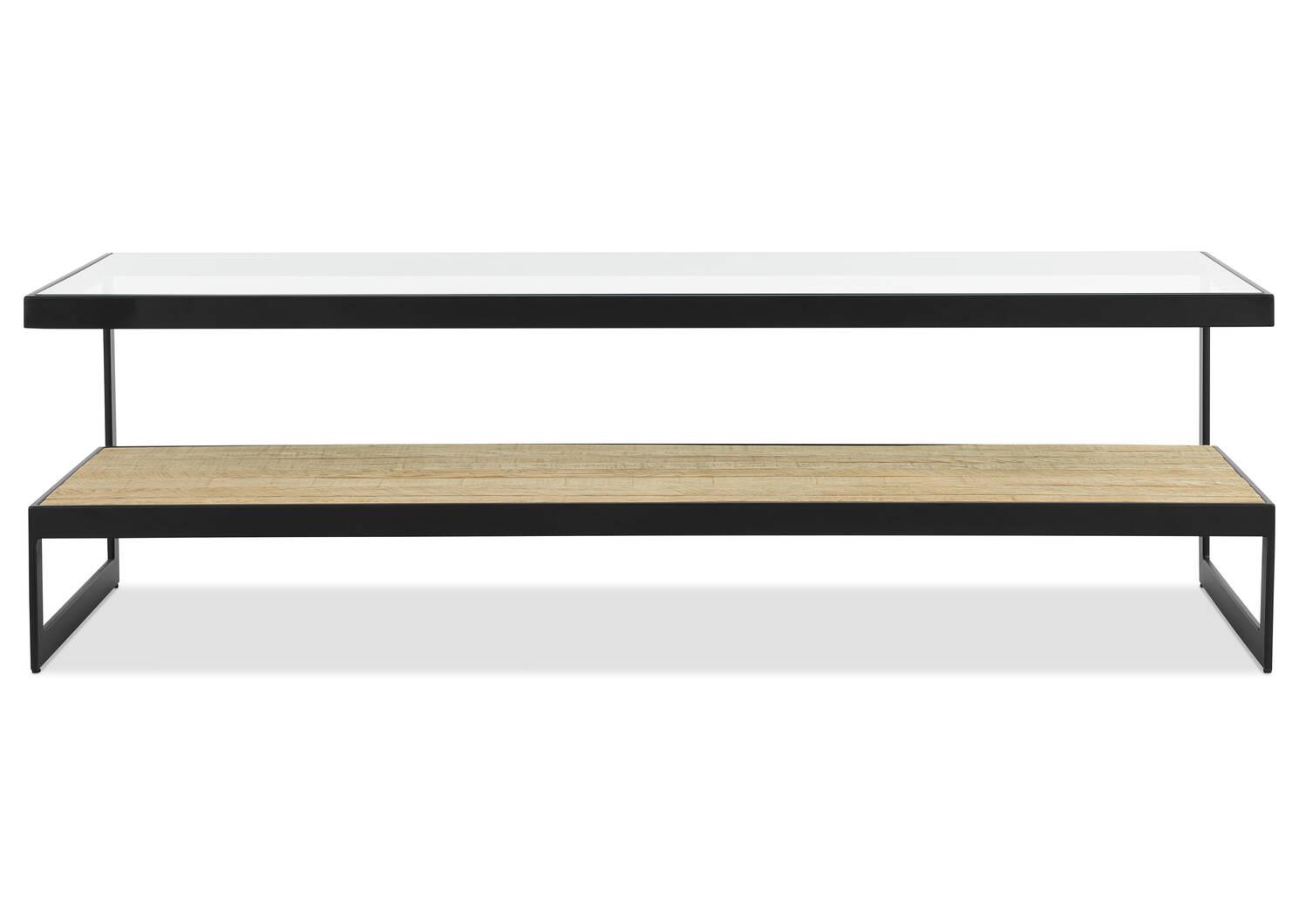 Table basse Mitchell 60 po -Aspen chêne