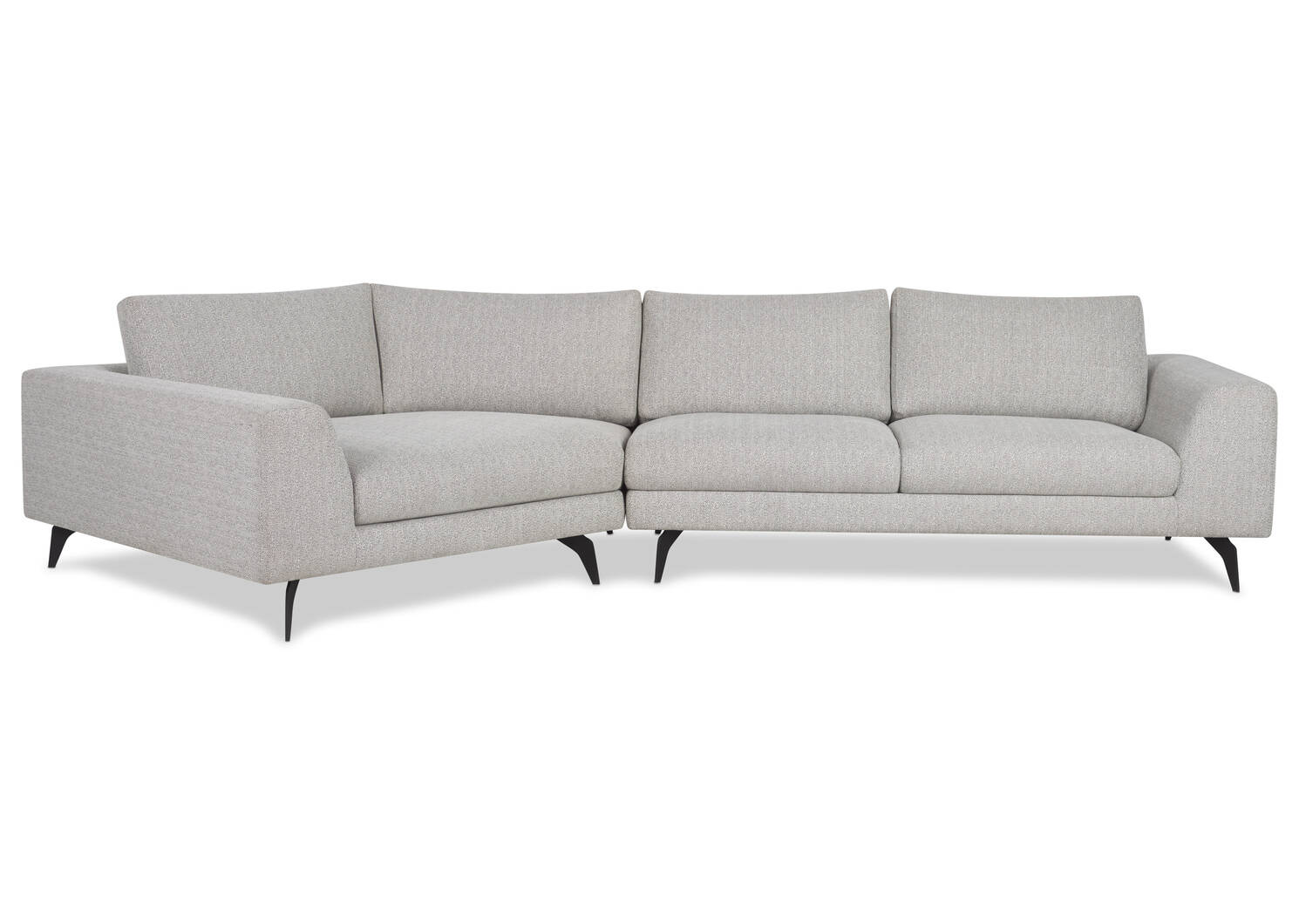 Altamira Sofa Chaise -Mina Dove, LCF