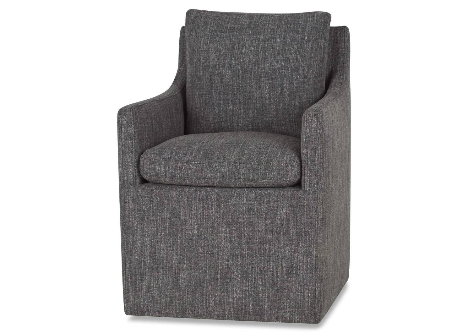 Chaise d'hôte Armand -Lund charbon
