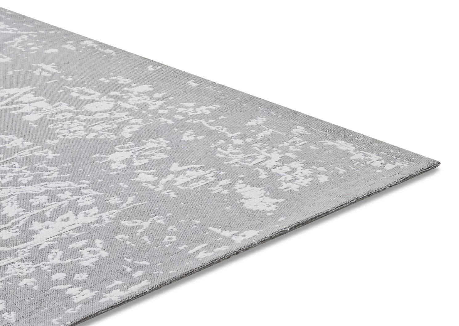 Tapis Fontana -gris/blancs