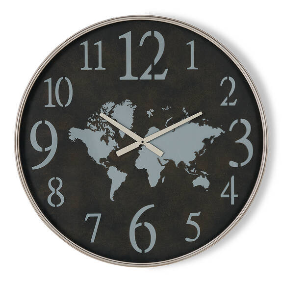 Horloge Worldly