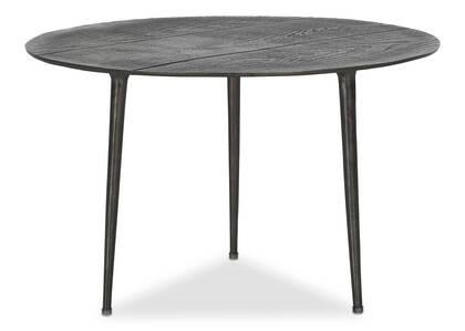 Table d'appoint Whitman 24 po -noire