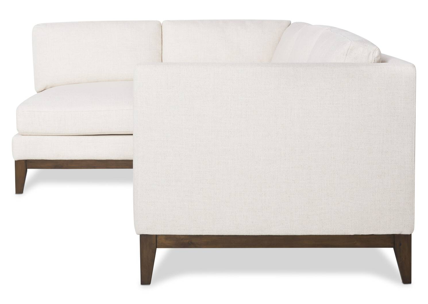 Canapé modulaire Hartley -Zeile lin, g.