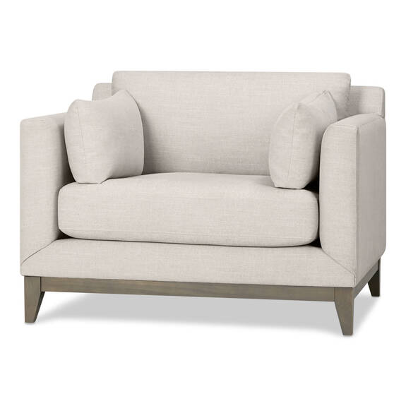 Fauteuil Ryerson -Aros colombe